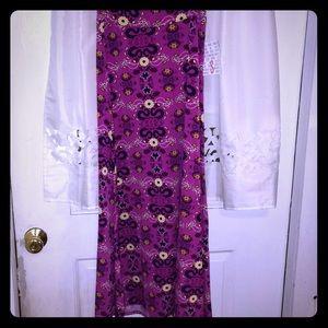 BNWT Lularoe Maxi skirt S